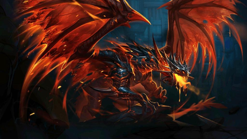Король черных драконов